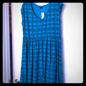 NWT Torrid Sleeveless Summer Dress